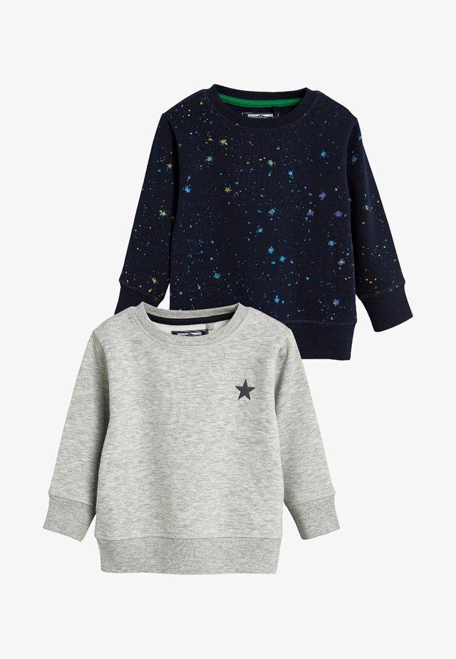 2 PACK - Sweatshirt - grey