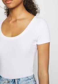 Hollister Co. - BODYSUIT BASIC 2 PACK - Basic T-shirt - black/white - 6