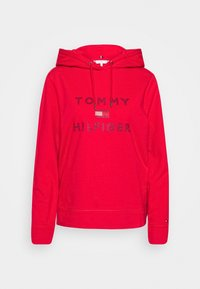 Tommy Hilfiger - TIARA HOODIE  - Sweat à capuche - primary red - 5