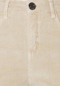 Opus - EMILY ZIP - Trousers - macadamia - 2