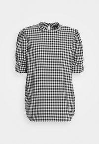 Bruuns Bazaar - SEER ADELAIA BLOUSE - Blouse - black/white - 6