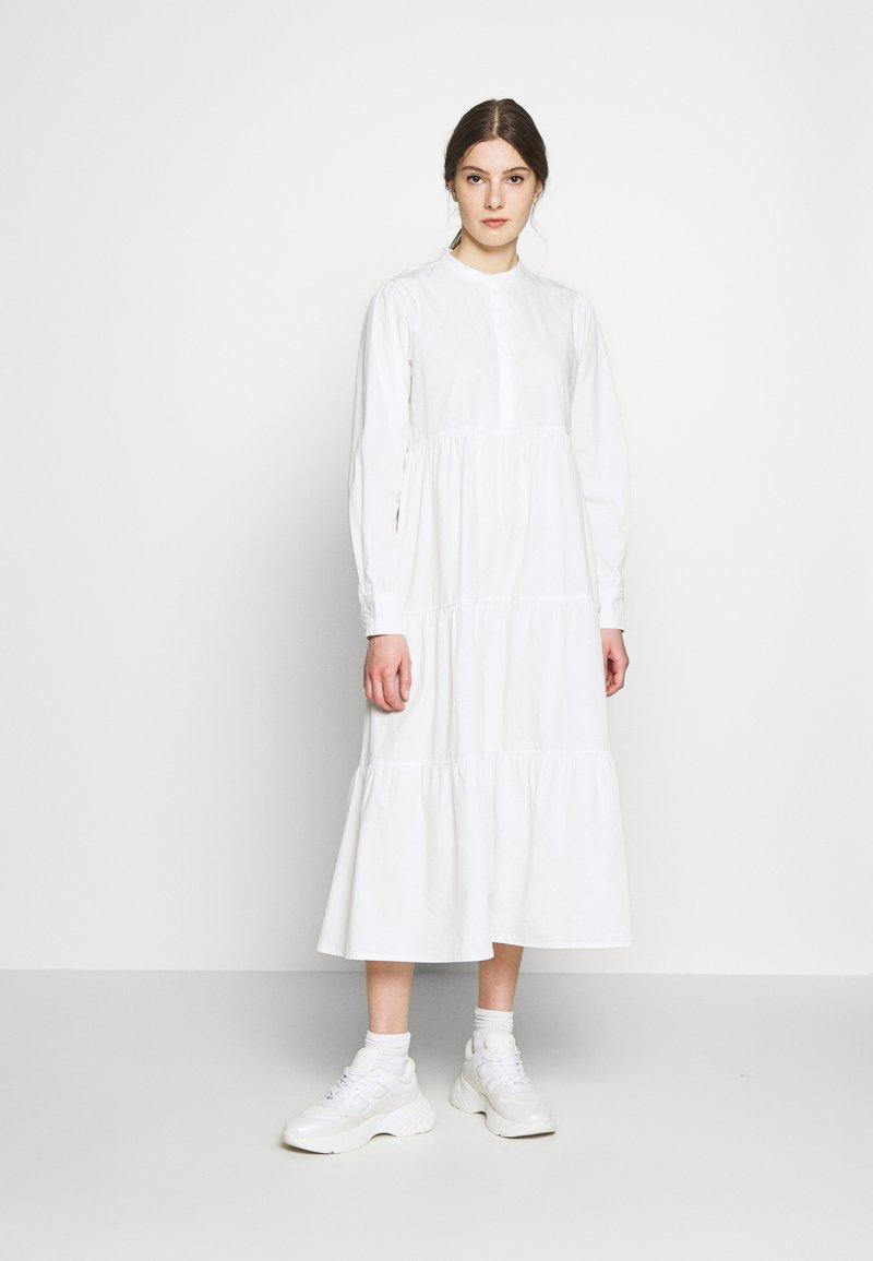 Bruuns Bazaar - FREYIE MADDY DRESS - Day dress - white
