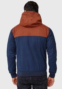 INDICODE JEANS - FLEMMING - Light jacket - rootbeer - 2