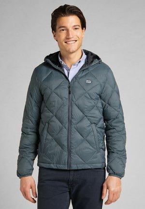 PUFFER - Winter jacket - dark slate