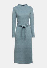 Esprit Collection - Gebreide jurk - grey blue - 7