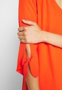 Esprit Collection - DRESS - Korte jurk - red orange - 6