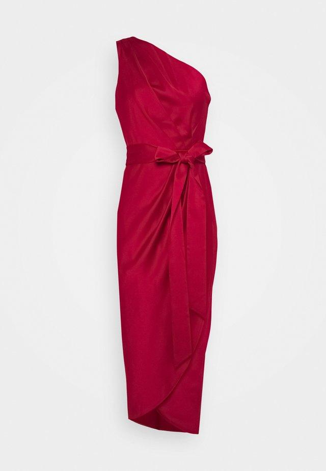 GABIE - Koktejlové šaty/ šaty na párty - red