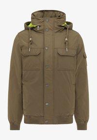 Mo - Winter jacket - militär oliv - 4