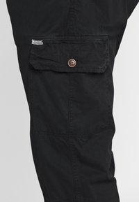 Blend - Cargo trousers - black - 3