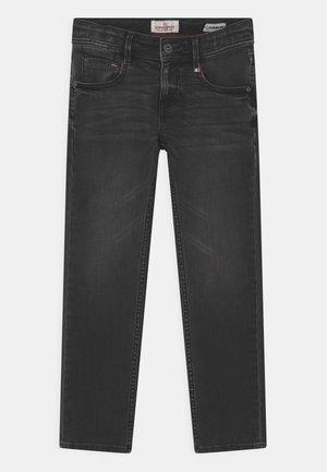 BAGGIO - Straight leg jeans - black vintage