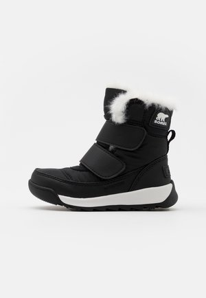 CHILDRENS WHITNEY II UNISEX - Vinterstøvler - black