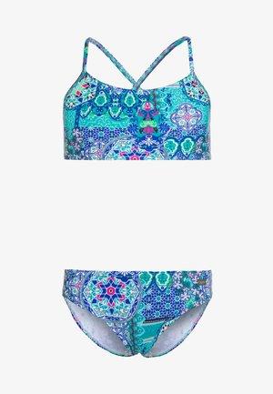 BUSTIER - Bikini - turquoise