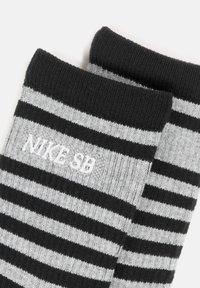 Nike SB - 3 pack - Socks - black / white / black - 1