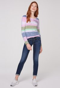 Soccx - Long sleeved top - multi color - 1