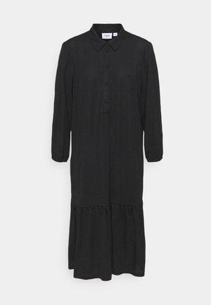 ELLIANA DRESS - Shirt dress - black