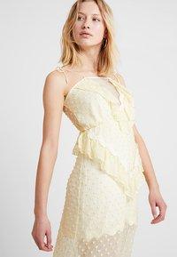Alice McCall - WONDERS DRESS - Juhlamekko - butter - 3