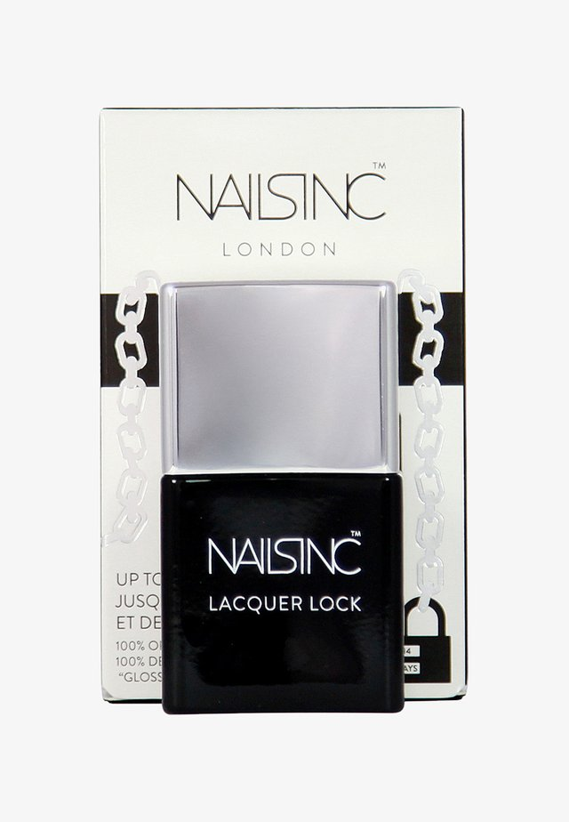 LACQUER LOCK TOP COAT - Nagellak: top coat - 9636 neutral