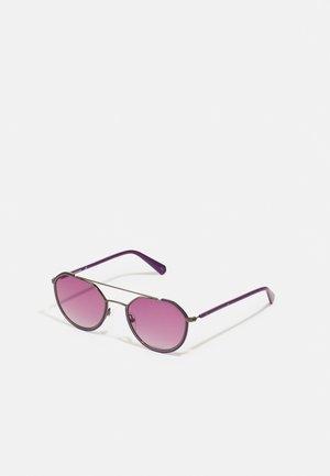 UNISEX - Sunglasses - purple