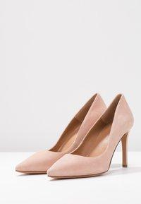 Pura Lopez - Zapatos altos - nude - 4