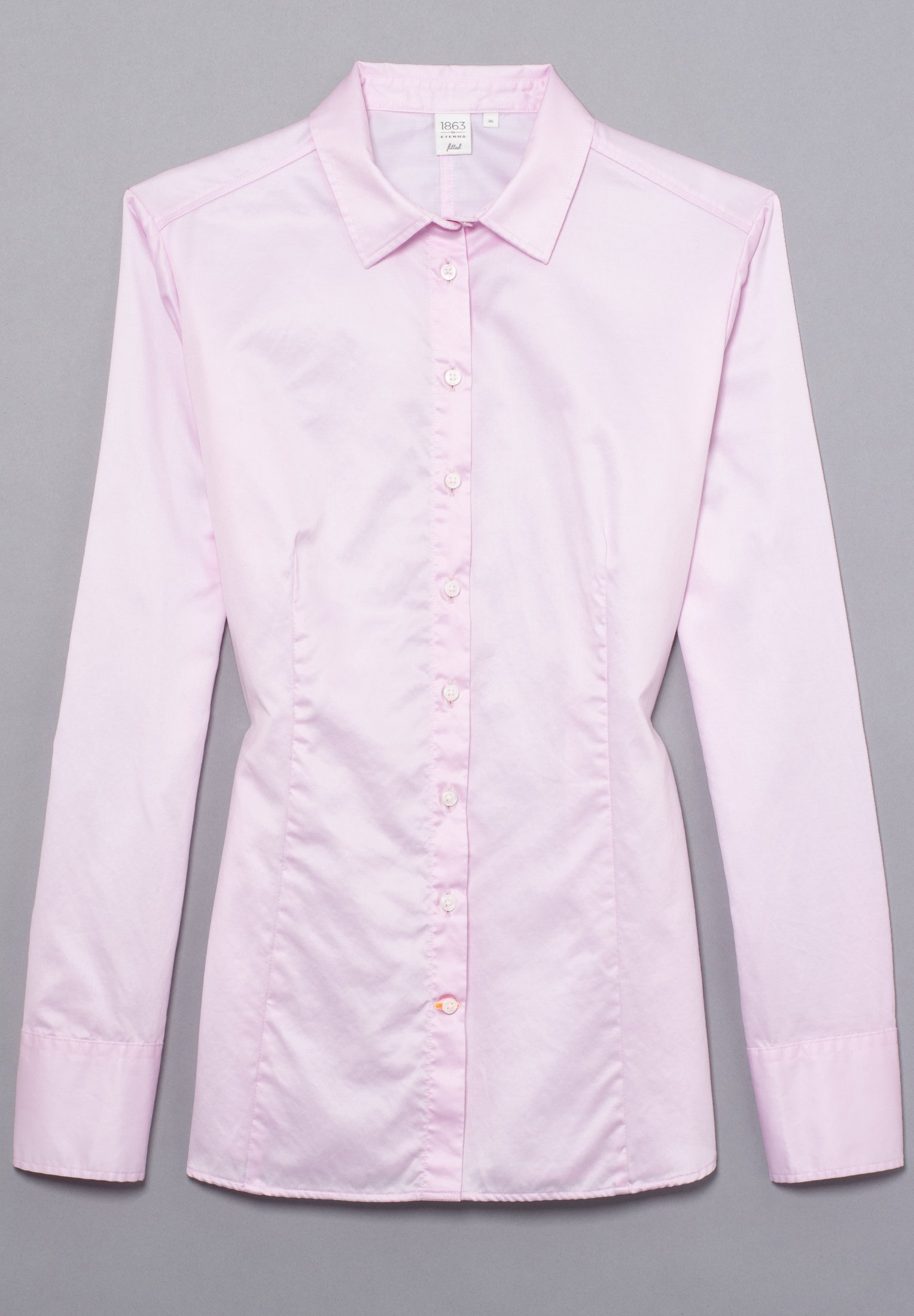 Eterna Overhemdblouse - rose - Dameskleding Oprecht
