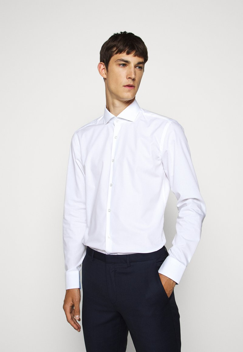 HUGO - KERY - Formal shirt - open white