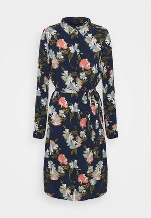 VMSAGA DRESS - Shirt dress - navy blazer