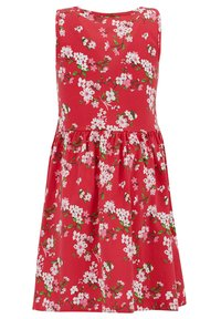DeFacto - Jersey dress - red - 1