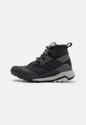TERREX TRAILMAKER MID GTX - Outdoorschoenen - grey six/core black/purple tint