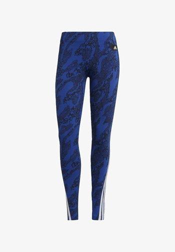 FUTURE ICONS - Leggings - blue