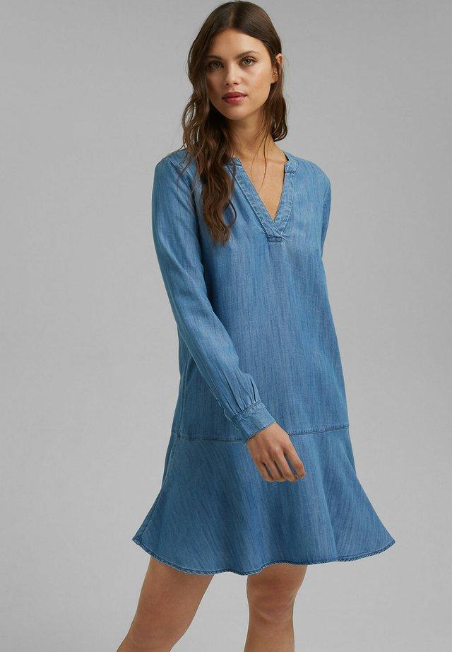 Spijkerjurk - blue medium washed