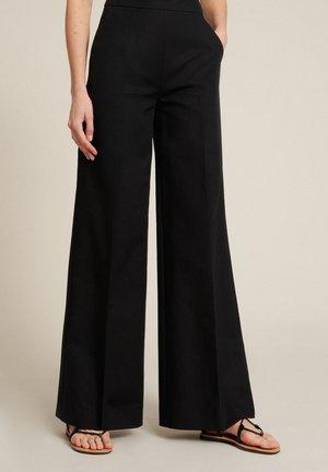 APPORTI - Pantalones - nero