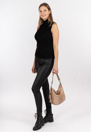 ELISABETH - Handbag - sand