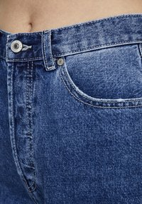 PULL&BEAR - Straight leg jeans - light blue - 5