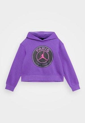 Sweatshirt - wild violet