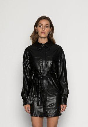 SLICK RICK DRESS - Cocktailjurk - black