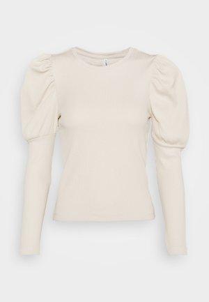 ONLDONNA LIFE  - Pullover - beige