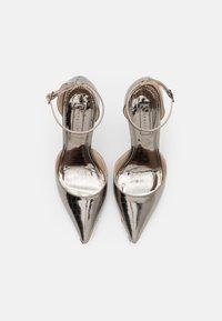 Topshop - FARO - High heels - metallic - 5
