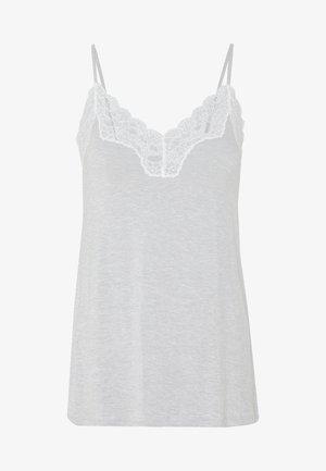 TANK - Pyjama top - grey