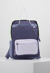 Nike Sportswear - TANJUN UNISEX - Rucksack - sanded purple/stellar indigo/amethyst tint - 0