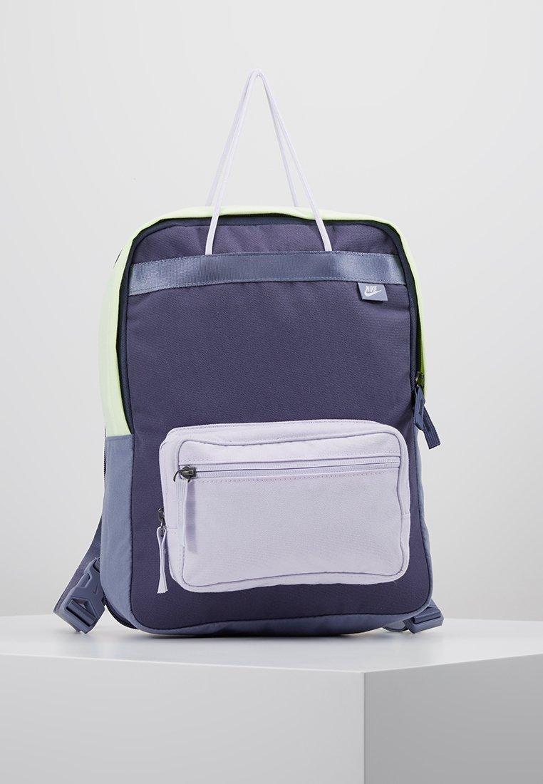 Nike Sportswear - TANJUN UNISEX - Rucksack - sanded purple/stellar indigo/amethyst tint