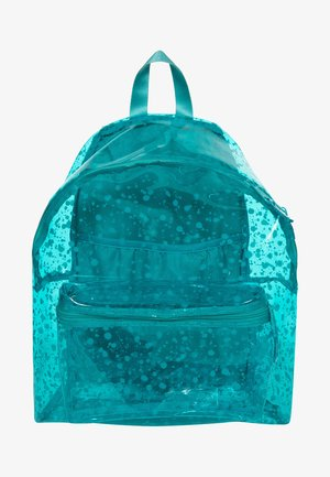 CRYSTAL CLEAR - Rucksack - blue/turquoise