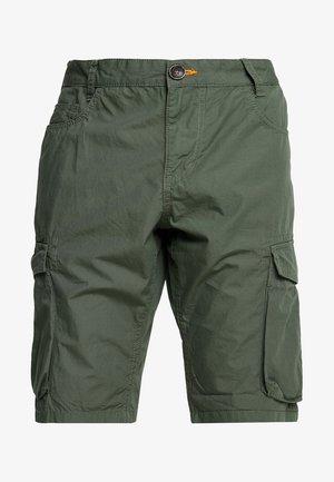 Shorts - dark thyme green