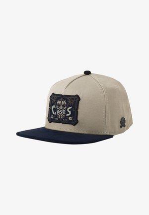 CAYLER & SONS ACCESSOIRES C&S CL ALELO CAP - Cap - sand/navy
