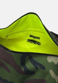 Blauer - DAKOTA UNISEX - Taška na víkend - yellow - 2