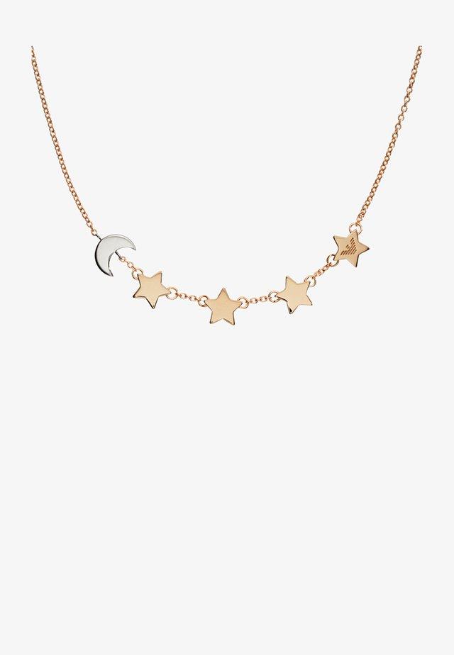 FASHION - Halskette - rose gold-coloured