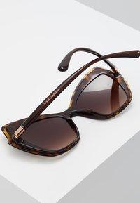 Dolce&Gabbana - Solglasögon - havana - 4