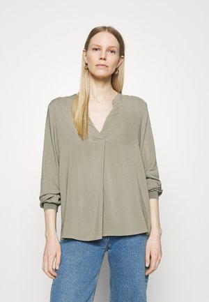 TONNIE - Bluse - vetiver