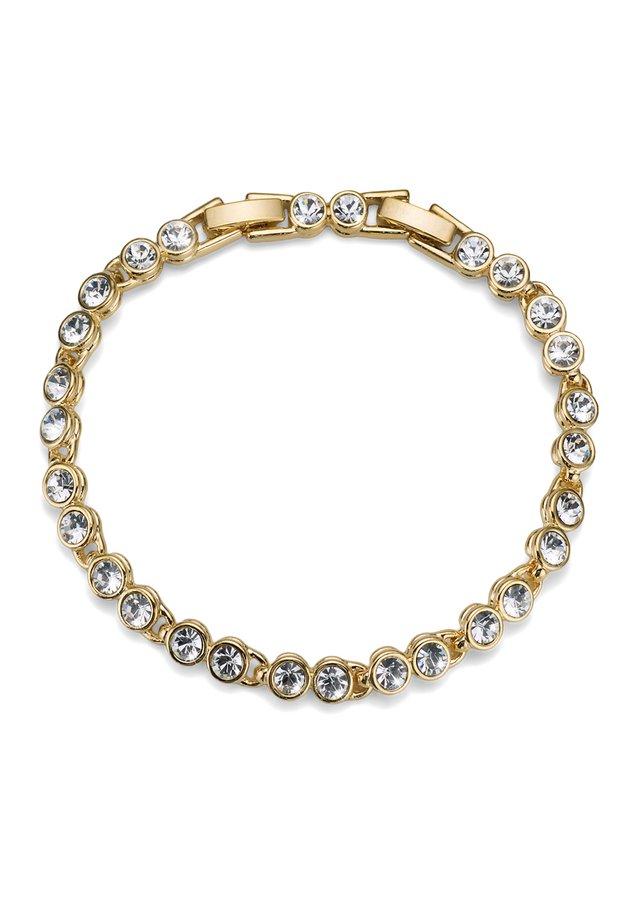 TENNIS - Armband - gold