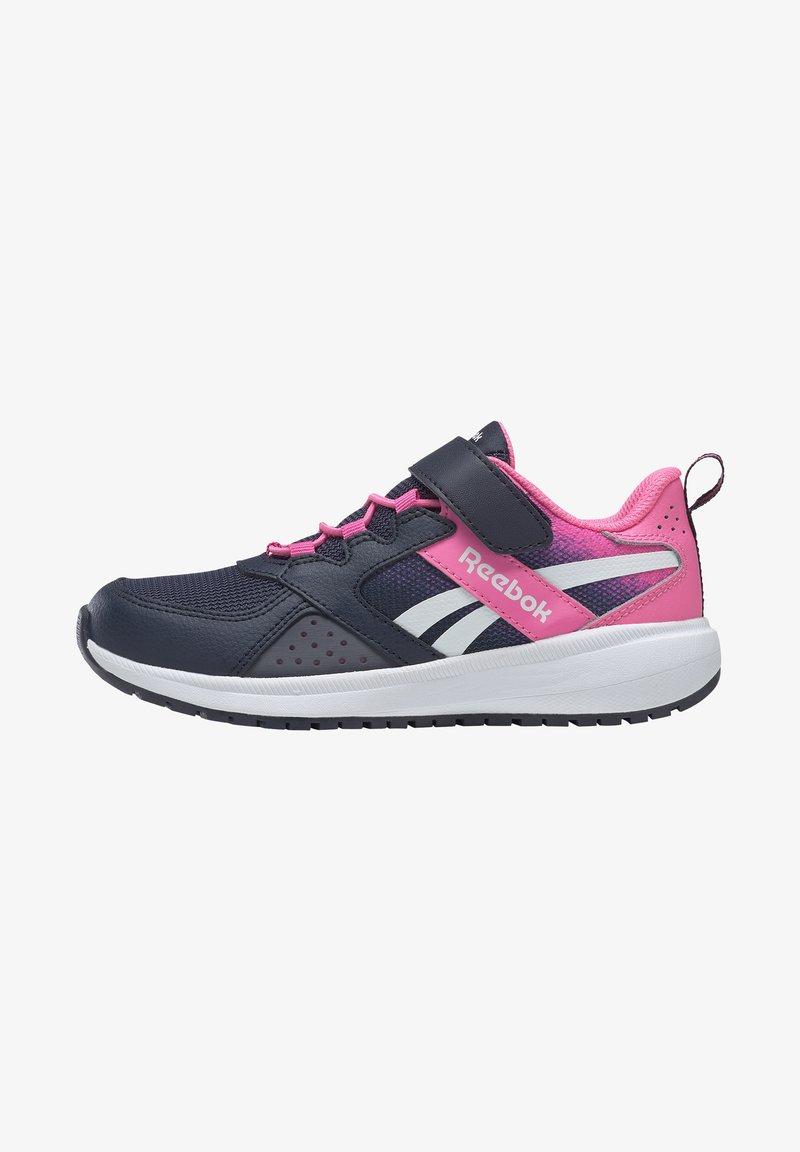 Reebok - ROAD SUPREME 2 ALT SHOES - Neutral running shoes - dark blue/pink