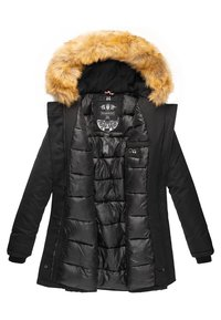 Marikoo - KARMAA - Winter coat - black - 4